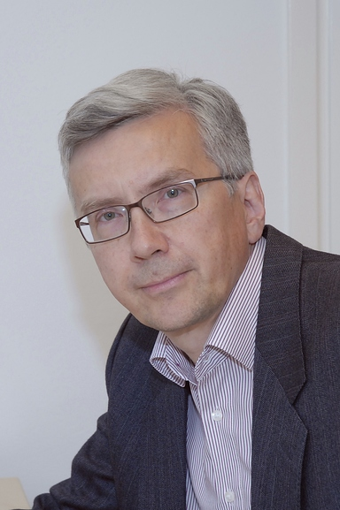 Photo of Pertti Hakonen